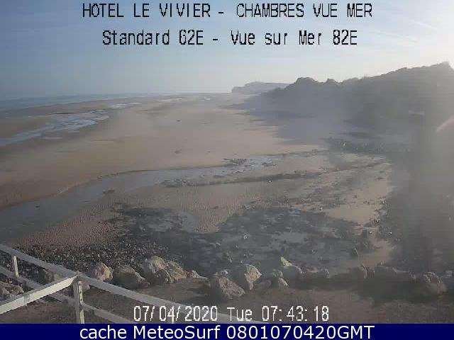 webcam Wissant Pas de Calais