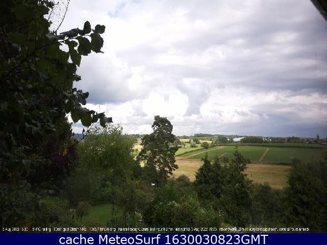 webcam Wye Valley West Midlands
