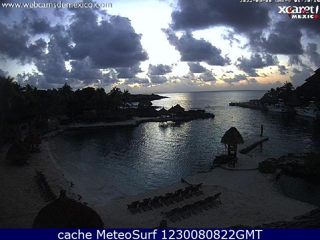 webcam Xcaret Solidaridad