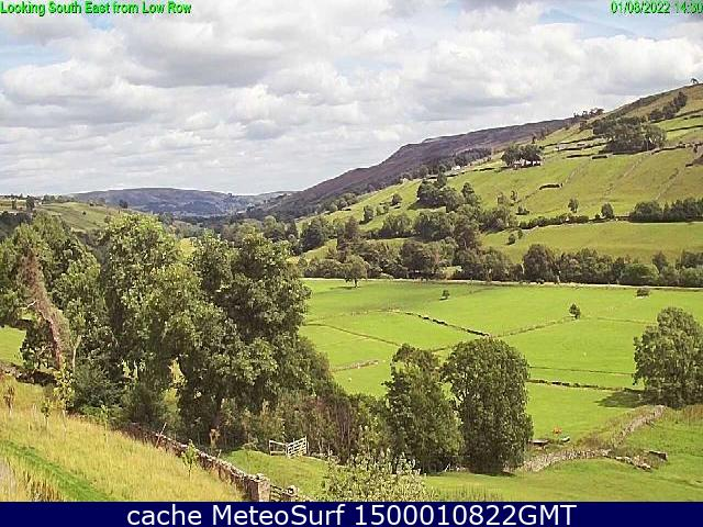 webcam Swaledale Yorkshire and the Humber