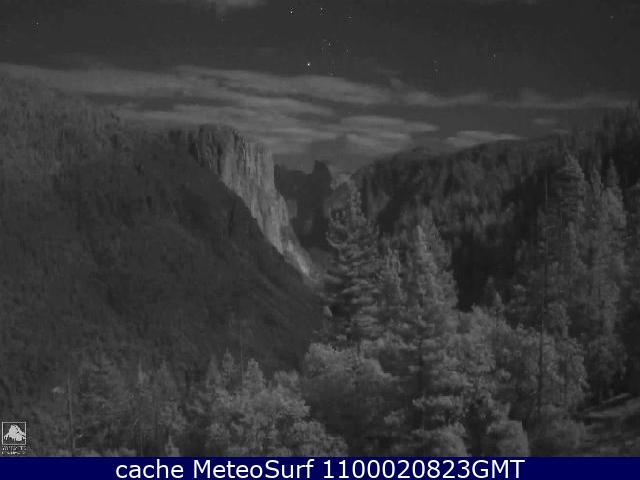 webcam Yosemite National Park Mariposa