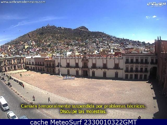 webcam Zacatecas Zacatecas