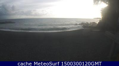 webcam Zoagli Genova