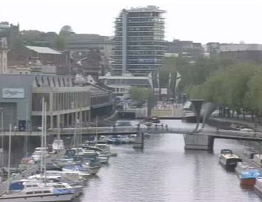 Webcam Harbourside Bristol City