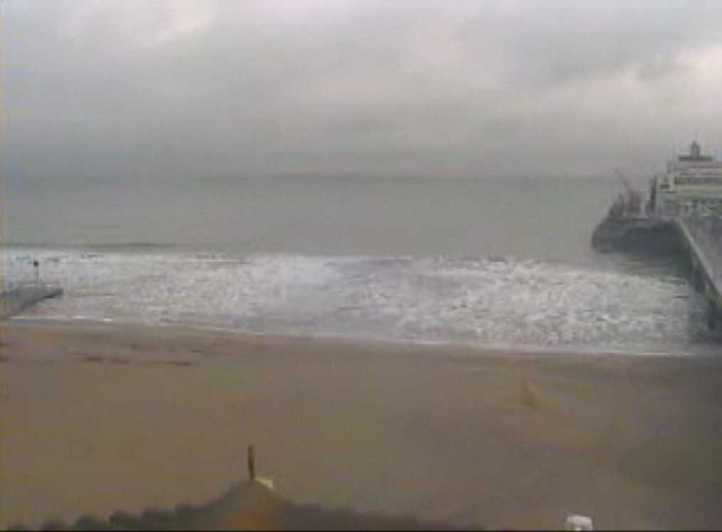 webcam Bournemouth Beach Pier Dorset