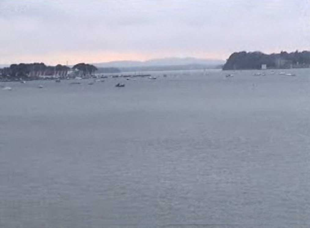webcam Poole Harbour South West