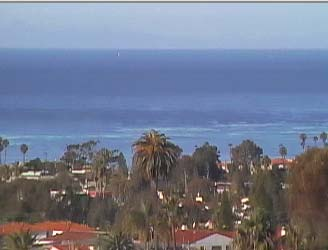 Webcam San Clemente Panorama