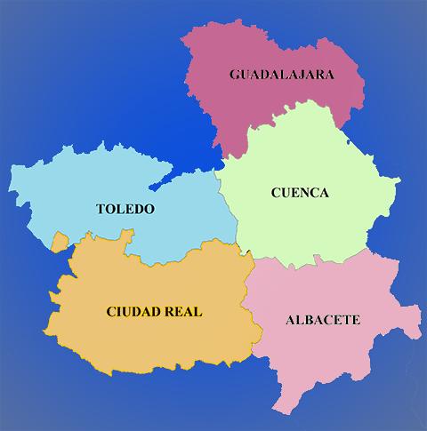 Spanien Regionen Karte.Spanien Karte Regionen Kaarten Kopen Ajax Bayern Munchen