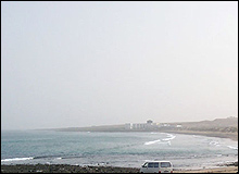 webcam fuerteventura playa blanca beach side