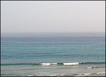 webcam fuerteventura playa  beach waves