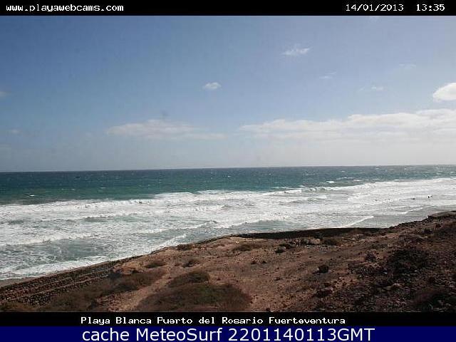 Web Cam Playa Blanca