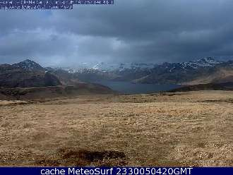 Webcam Akutan Volcano