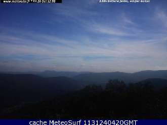 Webcam Cévennes
