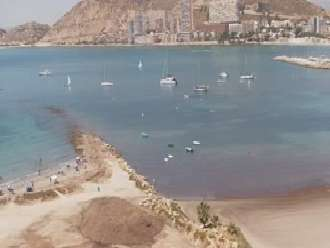 playa espana webcam