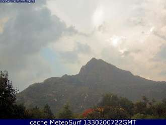 Webcam Arunachala