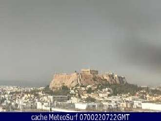 Webcam Plaka Atenas