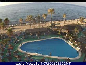 Webcam Benalmadena Sunset Beach Club