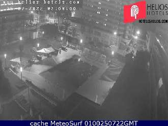 Webcam Can Pastilla Playa de Palma Hotel