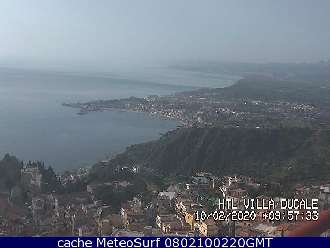 Webcam Taormina Hotel