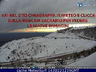 Webcam Monte Grappa