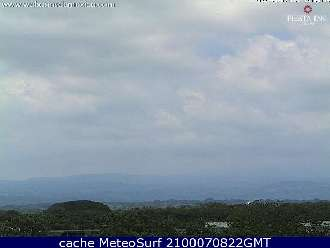 Webcam Colima Volcán