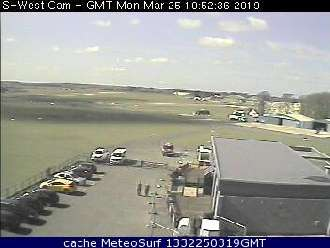 Webcam Cotswold Airport