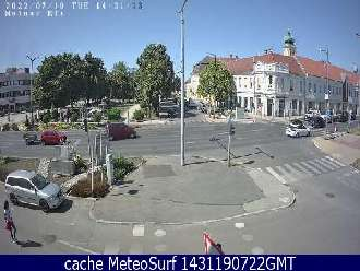 Webcam Csorna