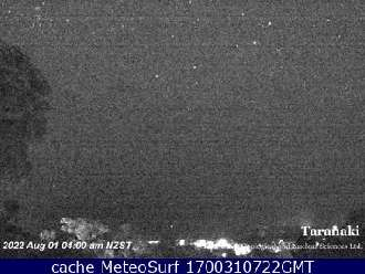 Webcam Mt Egmont