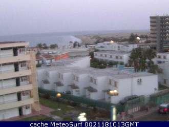 webcam playa del ingles