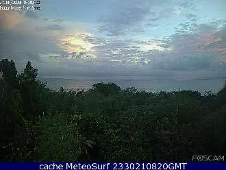 Webcam Sainte Anne Guadeloupe