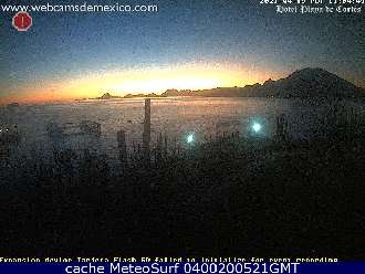 Webcam Guaymas