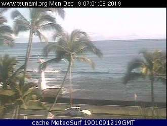 Webcam Hilo Bay