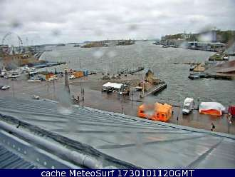 Webcam Helsinki Port
