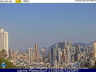 Webcam Kowloon City