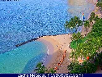 Webcam Waikiki Beach
