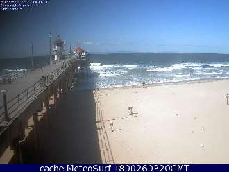 Webcam Huntington Beach CA