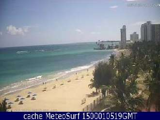 Webcam Isla Verde