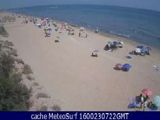 Webcam Islantilla