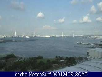 Webcam Yokohama