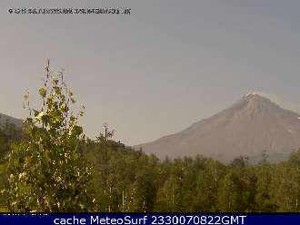 Webcam Kamchatka