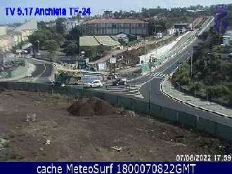 Webcam La Laguna Padre Anchieta