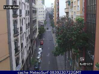 Webcam Albareda Juan Rejón