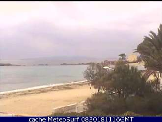 Webcam Saint-Clair Le Lavandou