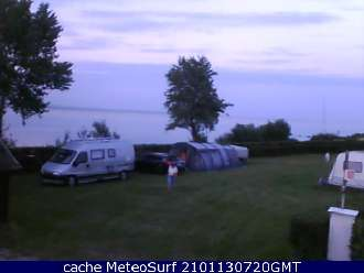 Webcam Lavensby Camping