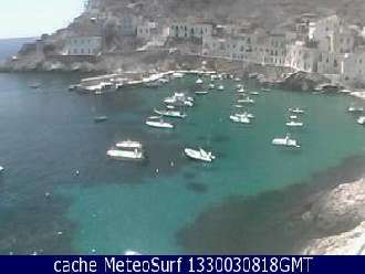 Webcam Levanzo