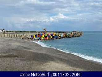 Webcam Marina di Catanzaro