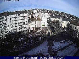 Webcam Aurillac