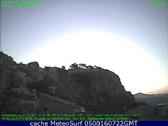 Webcam Caltabellotta