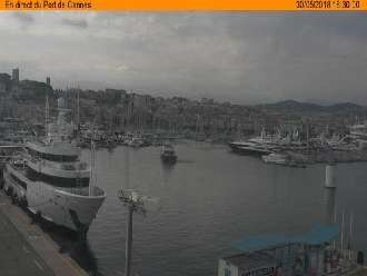 Webcam Cannes