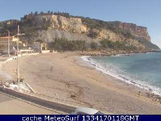 Webcam Les Calanques Cassis